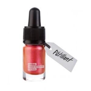 pétillant rouge lèvres lush emotional brillance