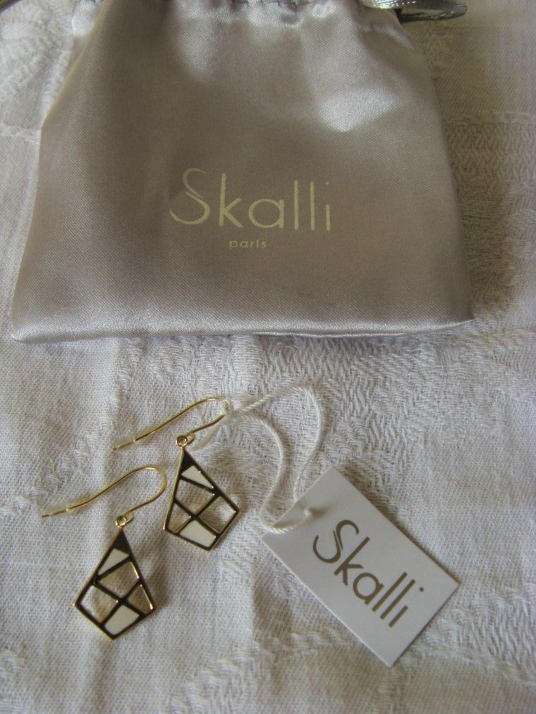 boucles d'oreilles Skalli