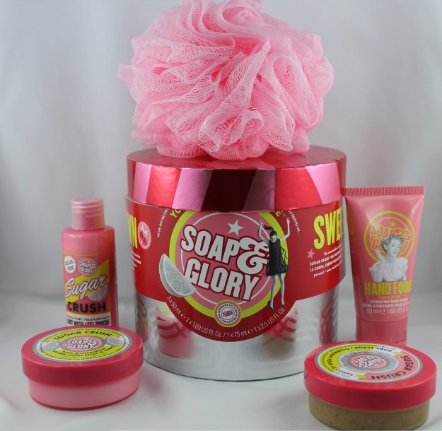 lot soap and glory