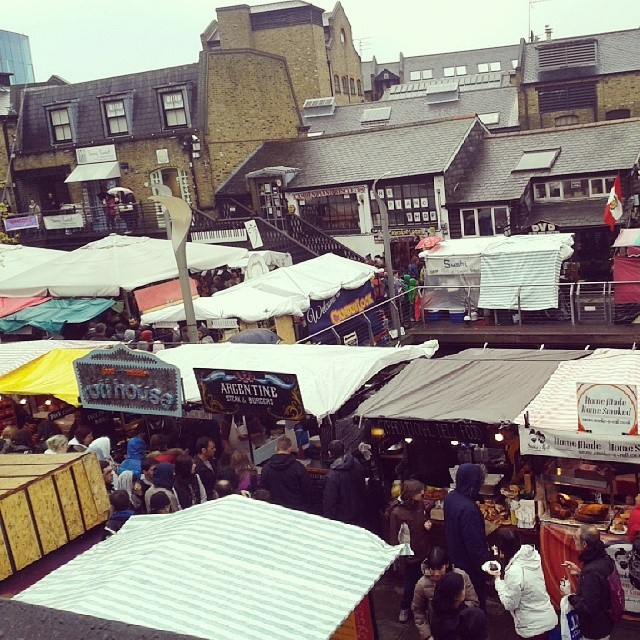 camden lock food