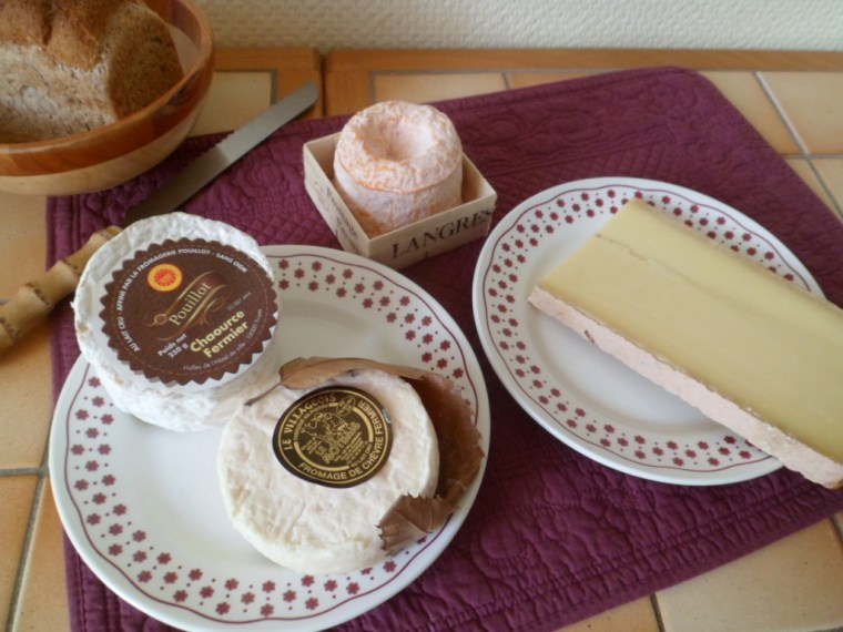 fromages pouillot