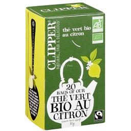 clipper vert citron