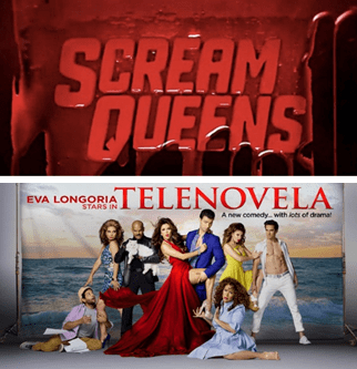 scream queens telenovela