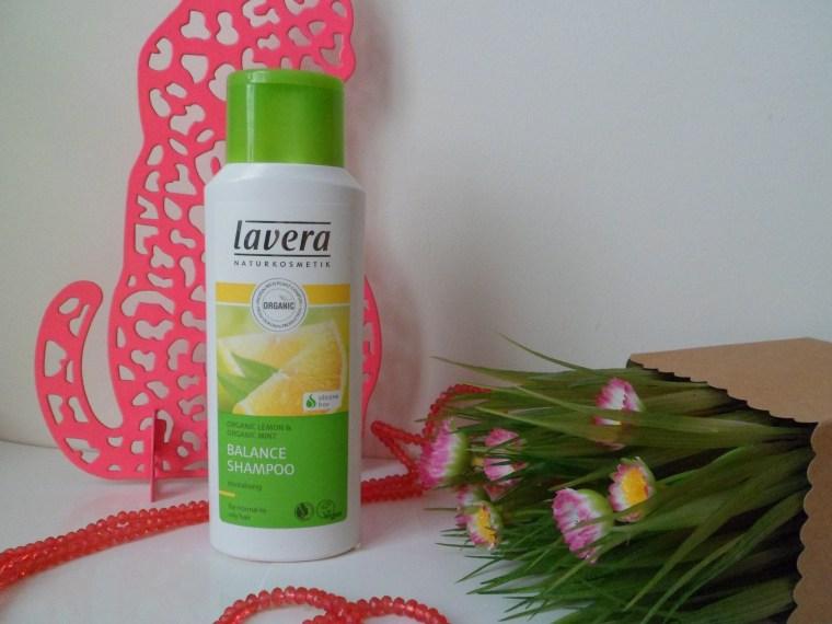 shampooing citron lavera