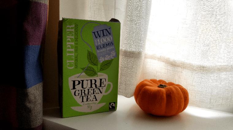thé vert pure clipper