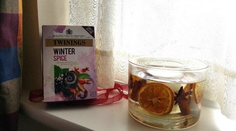winter spice twinings