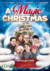 A Magic Christmas - nordic retail DVD