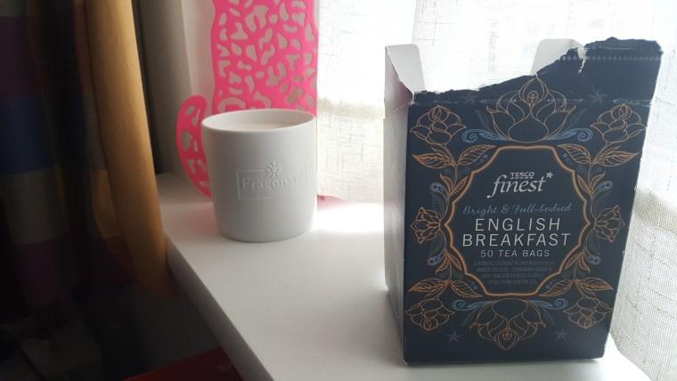 tesco finest english breakfast