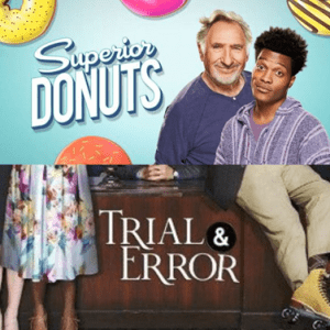 superior donuts trial error