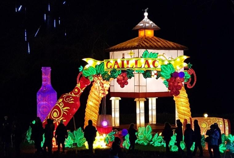 festival des lanternes gaillac gaillac