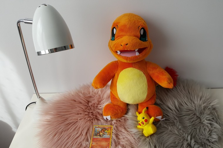 build-a-bear-charmander