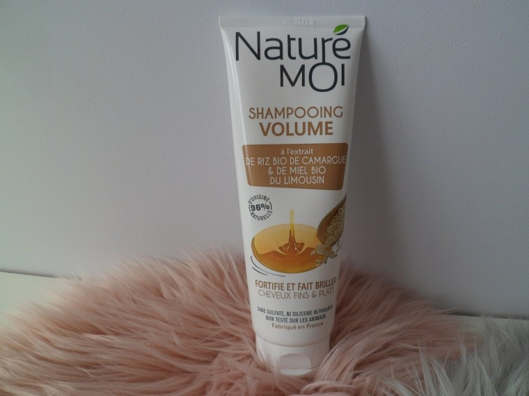 shampooing volume nature moi