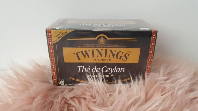 thé ceylan twinings
