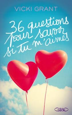 36 questions vicki grant
