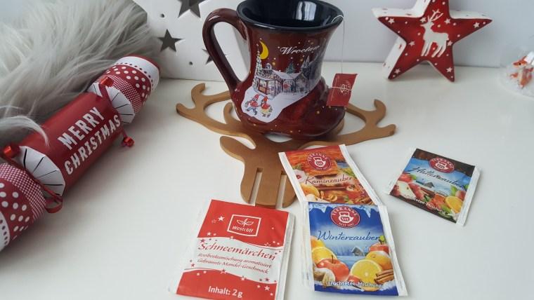 infusions allemandes de Noël