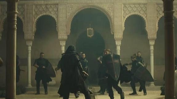 Granada, escenario natural para la adaptación cinematográfica de 'Assassin's Creed'