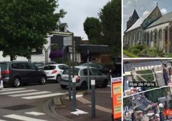 Δύο ένοπλοι έσφαξαν ιερέα και πιστό σε εκκλησία