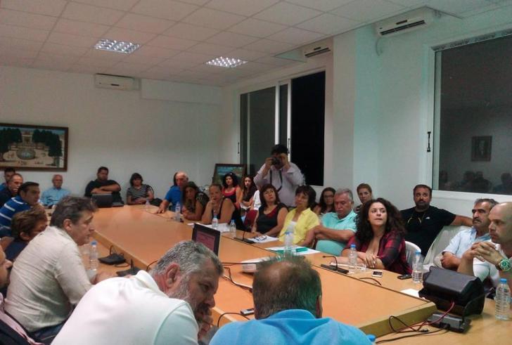 Παρουσία Ηγουμενίδη η συνάντηση για την υγεία στη Μεσαρά