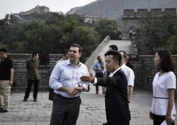 Το Ινστιτούτο Έρευνας της Κρήτης στην Κίνα εγκαινίασε ο Αλέξης Τσίπρας
