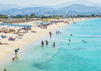 Ελληνική η καλύτερη οικογενειακή παραλία της Ευρώπης