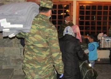 Θετικοί σε μαντού για φυματίωση 8 στρατιωτικοί σε καταυλισμό προσφύγων