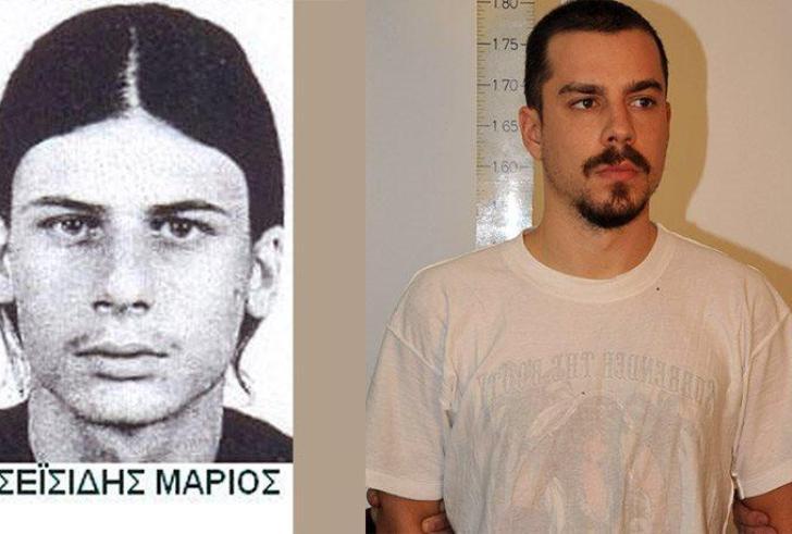 Τυχαία συνέλαβαν τους καταζητούμενους Κ. Σακκά και Μ. Σεϊσίδη