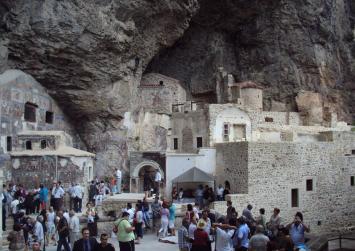 Οι Τούρκοι δεν επιτρέπουν να γίνει λειτουργία στην Παναγία Σουμελά στην Τραπεζούντα