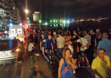 Θεσσαλονίκη: Δύο άνθρωποι χάθηκαν στη θάλασσα προσπαθώντας να σώσουν ένα σκύλο