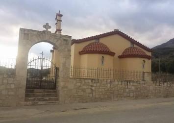 Ιερά εγκαίνια του Δίκλιτου Ναού Αγίων Πάντων & Αγίου Αντωνίου στα Καρδαμιανά