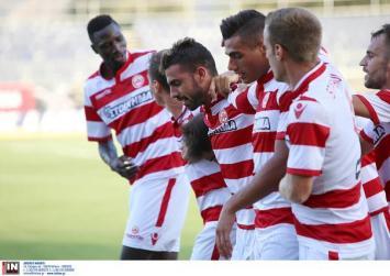 Δεύτερη νίκη του Πλατανιά, 3-2 τον Λεβαδειακό