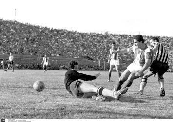 Σαν σήμερα το 1959 άρχισε επισήμως το πρωτάθλημα της Α' εθνικής