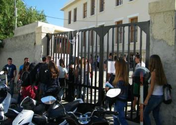 Αύξηση των καταλήψεων σε σχολεία του Ρεθύμνου