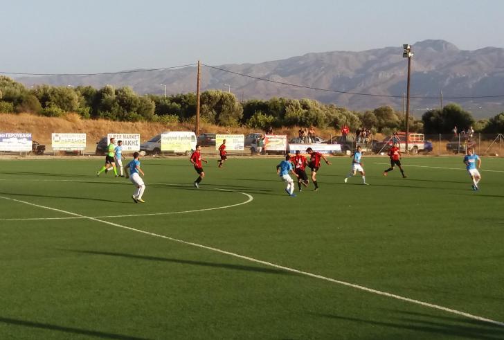 Μεγάλη νίκη η Γόρτυς, 3-1 την ΑΕΜ