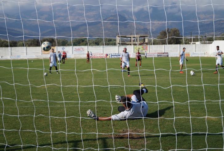 Ήττα ΑΟΤ στον Θραψανό από τον ΟΦΑ με 2-0!