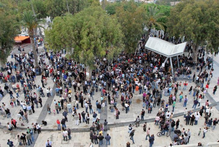 Και οι αγρότες Τυμπακίου συμμετέχουν στο συλλαλητήριο για τη Συρία