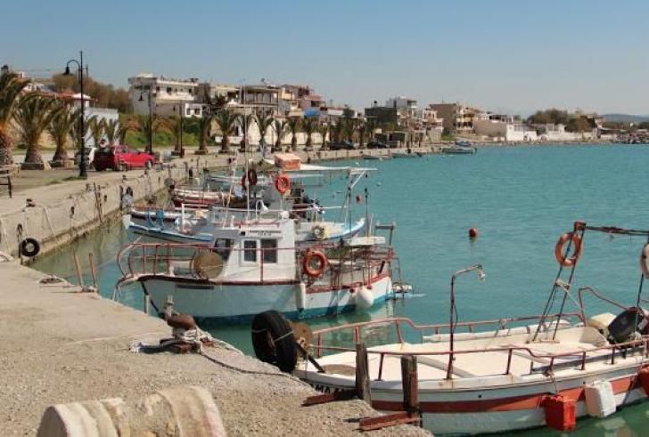 Ικανοποίηση των τοπικών φορέων για το Αλιευτικό Καταφύγιο Κόκκινου Πύργου