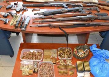 Συλλέκτες όπλων δήλωσαν οι κάτοχοι του οπλοστασίου στο Δήμο Γόρτυνας