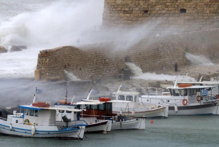 Προσοχή στα σκάφη συστήνει το Λιμεναρχείο Ηρακλείου