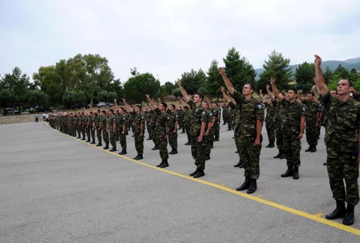Νέες αλλαγές στο στρατό:Τα 23 σημεία που θα παρουσιάζονται οι οπλίτες.
