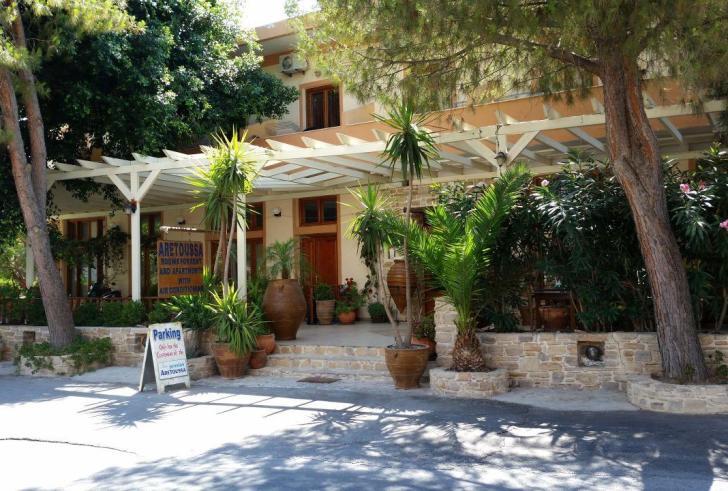 Στη χρυσή 10άδα του τουρισμού της Κρήτης η «Pension Aretoussa» στα Πιτσίδια (φώτο)