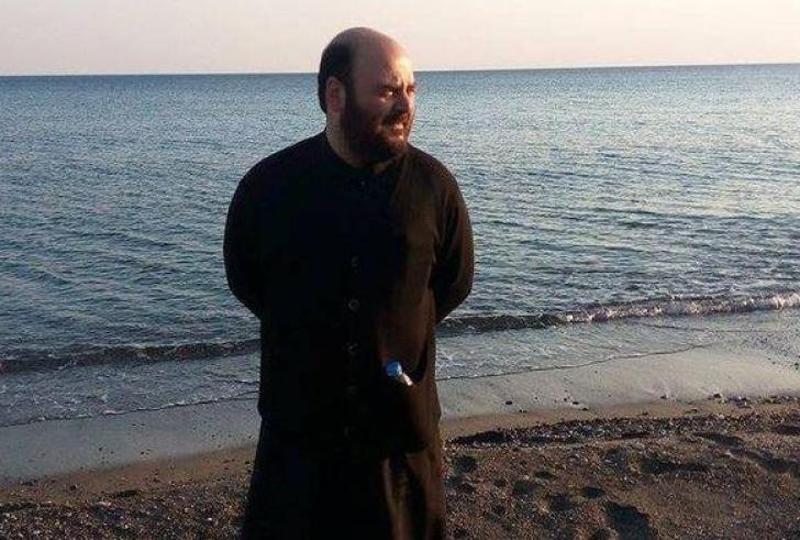 Ο εναλλακτικός ιερέας της Νότιας Κρήτης!