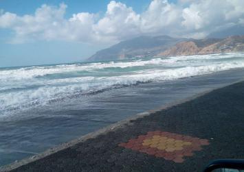 """""""Αγριεύει"""" ο καιρός στην Κρήτη – Έντονα φαινόμενα σε όλη τη χώρα"""