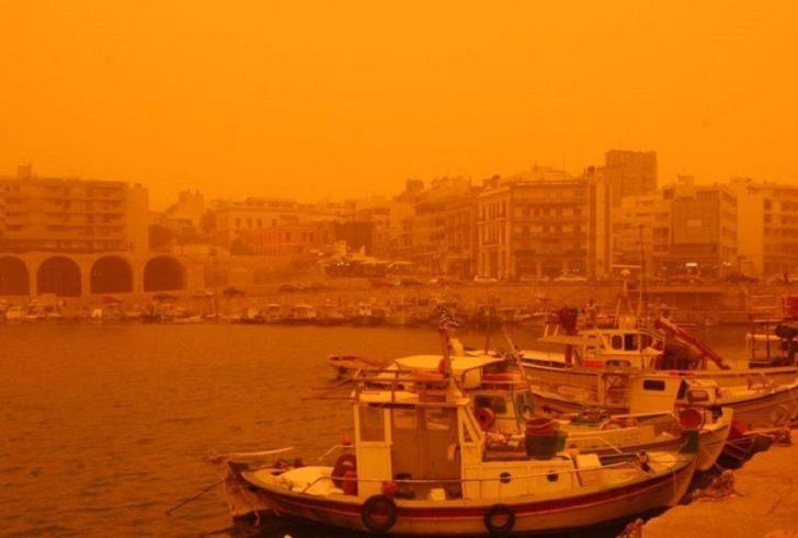 Ξανά στην Κρήτη η «Αφρικανική σκόνη» – Πόσο επικίνδυνη είναι για την υγεία μας;