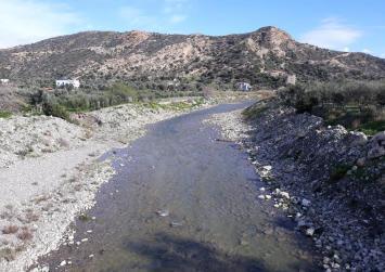 «Να αποτελέσει έργο προτεραιότητας η εκτροπή του πλατύ ποταμού»