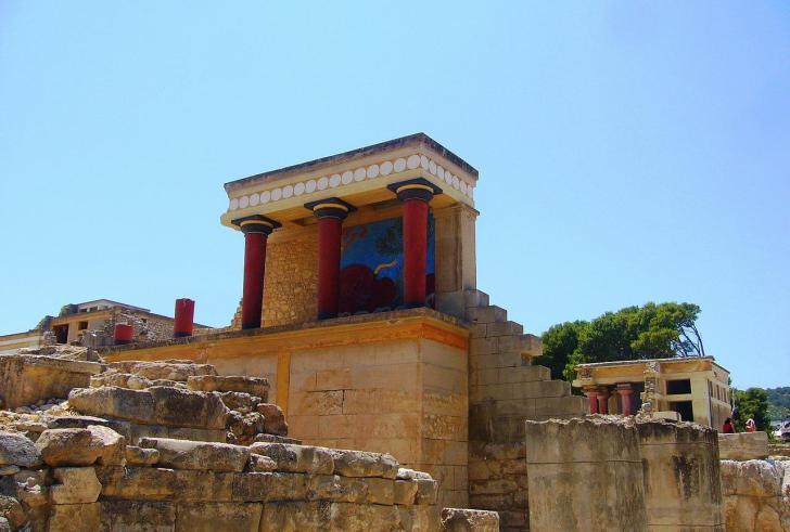 Αυξημένη η επισκεψιμότητα σε Κνωσός και Αρχαιολογικό Μουσείο (πίνακες)
