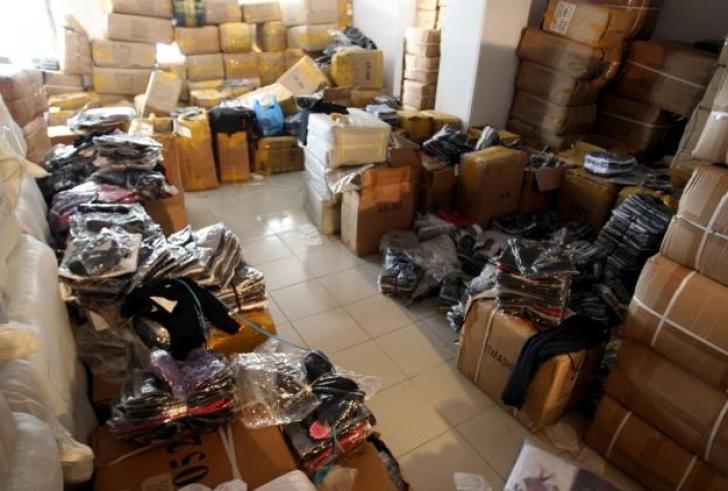"""Τα """"μαϊμού"""" προϊόντα τους έσπρωξαν στα χέρια της αστυνομίας"""