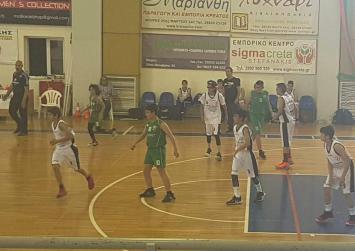 Μπάσκετ Μίνι παίδων : ΓΑΣΜεσαράς-ΓΙΟΥΧΤΑΣ 30-38