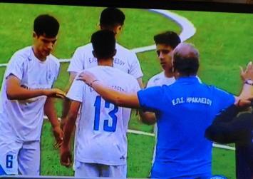 Στον τελικό Ελλάδας η Μικτή Νέων ΕΠΣΗ , 1-2 τις Κυκλάδες!