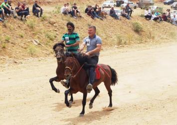 Δείτε σε ΒΙΝΤΕΟ στιγμιότυπα από τις  φετινές (2018) ιπποδρομίες του Δήμου Φαιστού