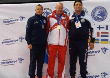 Χάλκινο μετάλλιο για Διευθυντή Λυκείου στο  Taekwondo!